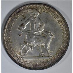 1938 NEW ROCHELLE COMMEM HALF DOLLAR CH BU