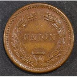 1863 LIBERTY - UNION BU