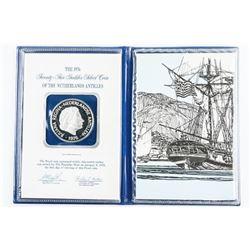 1976 Nederlands Proof Coin Folio - Silver