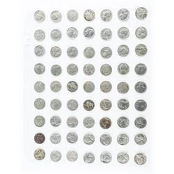 Estate Lot (63) USA Nickels