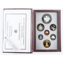 RCM 1994 Proof Coin Set Special Issue