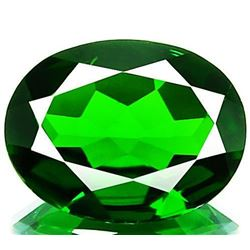 Natural Chrome Diopside 1.97 carats