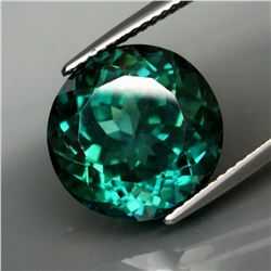 Natural Rare Teal Blue Green Topaz 11.61 Cts