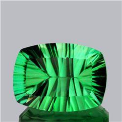 Natural AAA Emerald Green Fluorite 27.90 Ct - FL
