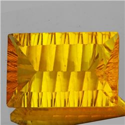 Natural  AAA Golden Yellow Fluorite 25.93 Ct - FL