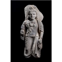 Antique Gandhara Buddha (Rare Art )