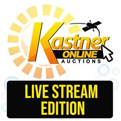 WELCOME TO KASTNERS LIVE ONLINE AUCTION