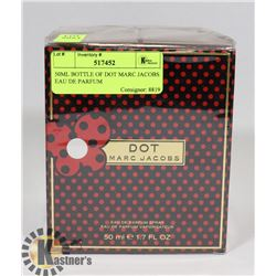 50ML BOTTLE OF DOT MARC JACOBS EAU DE PARFUM