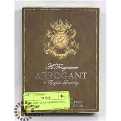 100ML BOTTLE OF ARROGANT EAU DE PARFUM