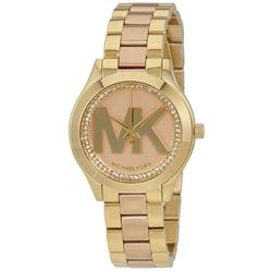 NEW MICHAEL KORS MINI SOFIE PAVE WATCH MSRP $390