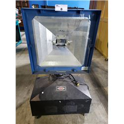 NUARC MODEL 3K ULTRA PLUS 3000 WATT EXPOSURE PRINTING LAMP