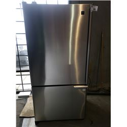 MAYTAG STAINLESS STEEL FRIDGE WITH SWING OUT FREEZER MODEL MBB2254GES