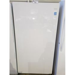 FRIGIDAIRE UPRIGHT FREEZER MODEL CFFH17F1TW0