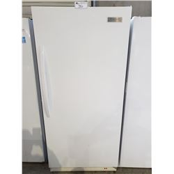 FRIGIDAIRE UPRIGHT FROST FREE COMMERCIAL FREEZER MODEL FFU20FC4AW0