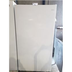 FRIGIDAIRE UPRIGHT FREEZER MODEL CFFH17F1TWO