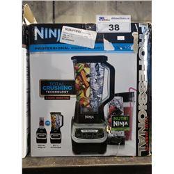 NINJA PROFESSIONAL BLENDER & NUTRI NINJA CUPS