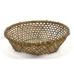 Antique Native American Penobscot Basket