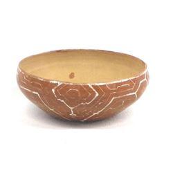 South American Peruvian Shipibo Pottery Bowl