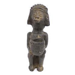 Mayan Figural Pottery Replica