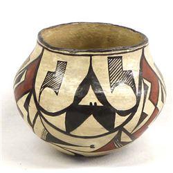 Historic Native American Acoma Pottery Bowl