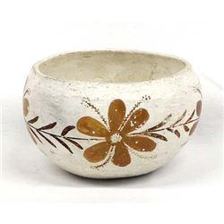 Historic Native American Laguna Pottery Bowl