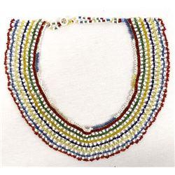 Native American Beaded Collar