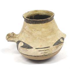 Historic Casas Grandes Pottery Turtle Effigy Jar