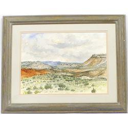 Original Watercolor Painting by Karen W. Poage