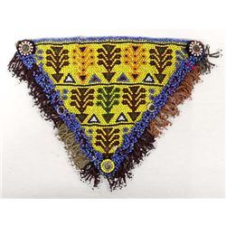 Antique African Beadwork Sample