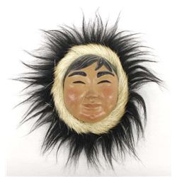 Canadian Inuit Composition Face Mask
