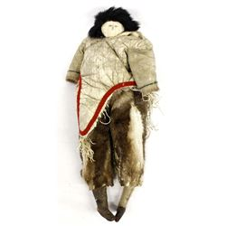 Antique Canadian Inuit Doll