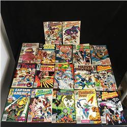 COMIC BOOK LOT (20 VARIOUS COMICS)