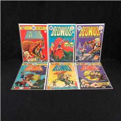 BEOWULF COMIC BOOK LOT (DC COMICS)