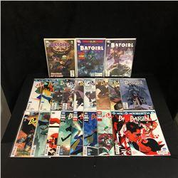 BATGIRL COMIC BOOK LOT (DC COMICS)