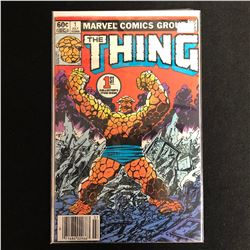 THE THING #1 (MARVEL COMICS)
