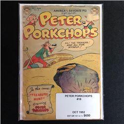 PETER PORKCHOPS #18 (DC COMICS)