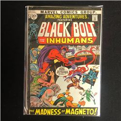Amazing Adventures Featuring Black Bolt And The Inhumans Vol.1 #9 (1971)