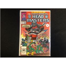 THE TRANSFORMERS: HEAD MASTERS #1 (MARVEL COMICS)