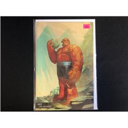 Marvel 2-In-One # 3 Young Guns Mike Del Mundo Variant Cover