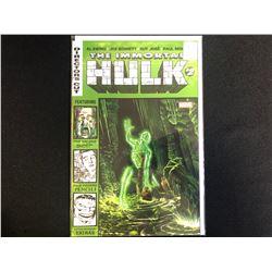 THE IMMORTAL HULK -THE DIRECTOR'S CUT- (MARVEL COMICS)