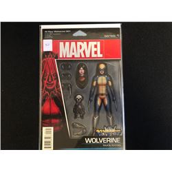 ALL NEW WOLVERINE SERIES ONE (MARVEL COMICS)
