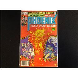 What If? #27 - Phoenix Had Not Died (Marvel Comics) 1981