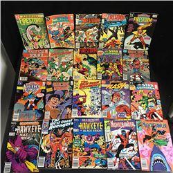 COMIC BOOK LOT (VARIOUS COMICS)