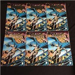 BATMAN COMIC BOOK LOT (DC COMICS)
