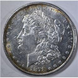 1878-S MORGAN DOLLAR BU
