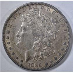 1885-S MORGAN DOLLAR XF