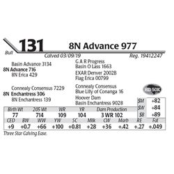 8N Advance 977