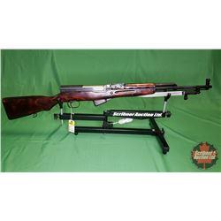 Rifle: Norinco SKS 7.62 x 39mm Semi-Auto w/Bayonette S/N#MB1418