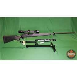 Rifle: Remington 700 ~ 300 Win Mag Bolt Action w/Scope S/N#D6644056