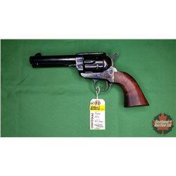 Handgun (Restricted): Pietta 1873 (Colt Army Reproduction) 357 Mag Single Action Revolver w/Original